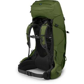 Osprey Aether 65 Backpack, garlic mustard green